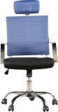 HomeTown TITUS Nylon Office Chair (Blue)