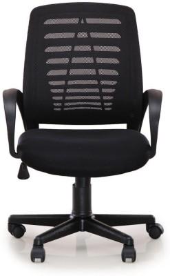 Nilkamal Elantra Mid Back Fabric Office Chair