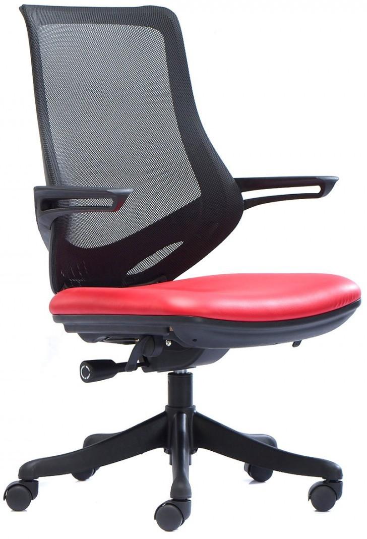 View HOF Newton Student Leatherette Office Chair(Black) Furniture (HOF)