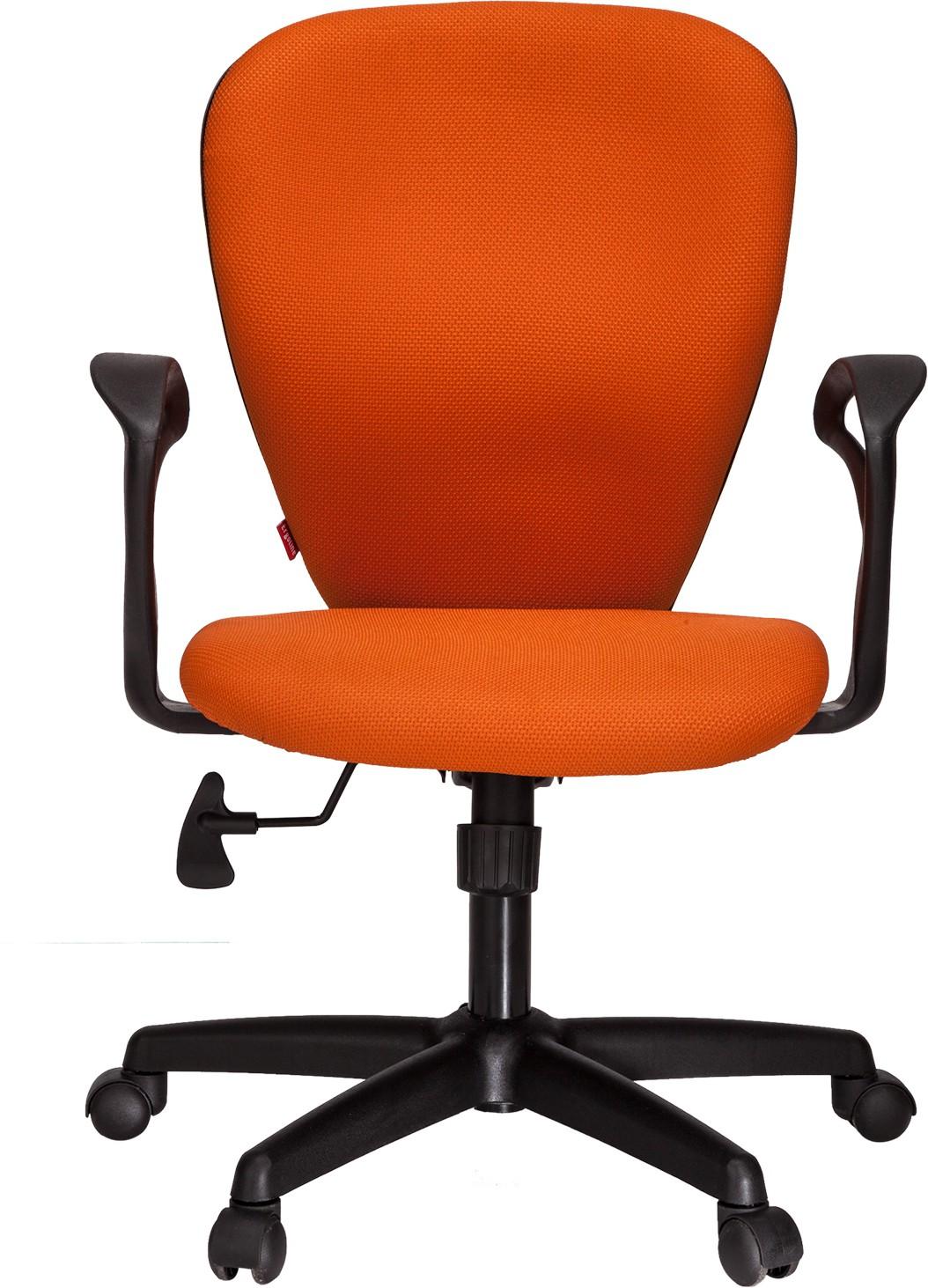 View Ergoline Plastic Office Chair(Orange) Furniture (Ergoline)