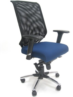 Chromecraft Fabric Office Chair