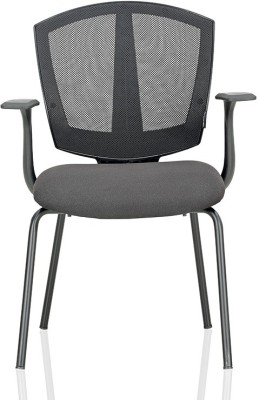Featherlite Smart Mesh With Arms Visitor Fabric Office Chair