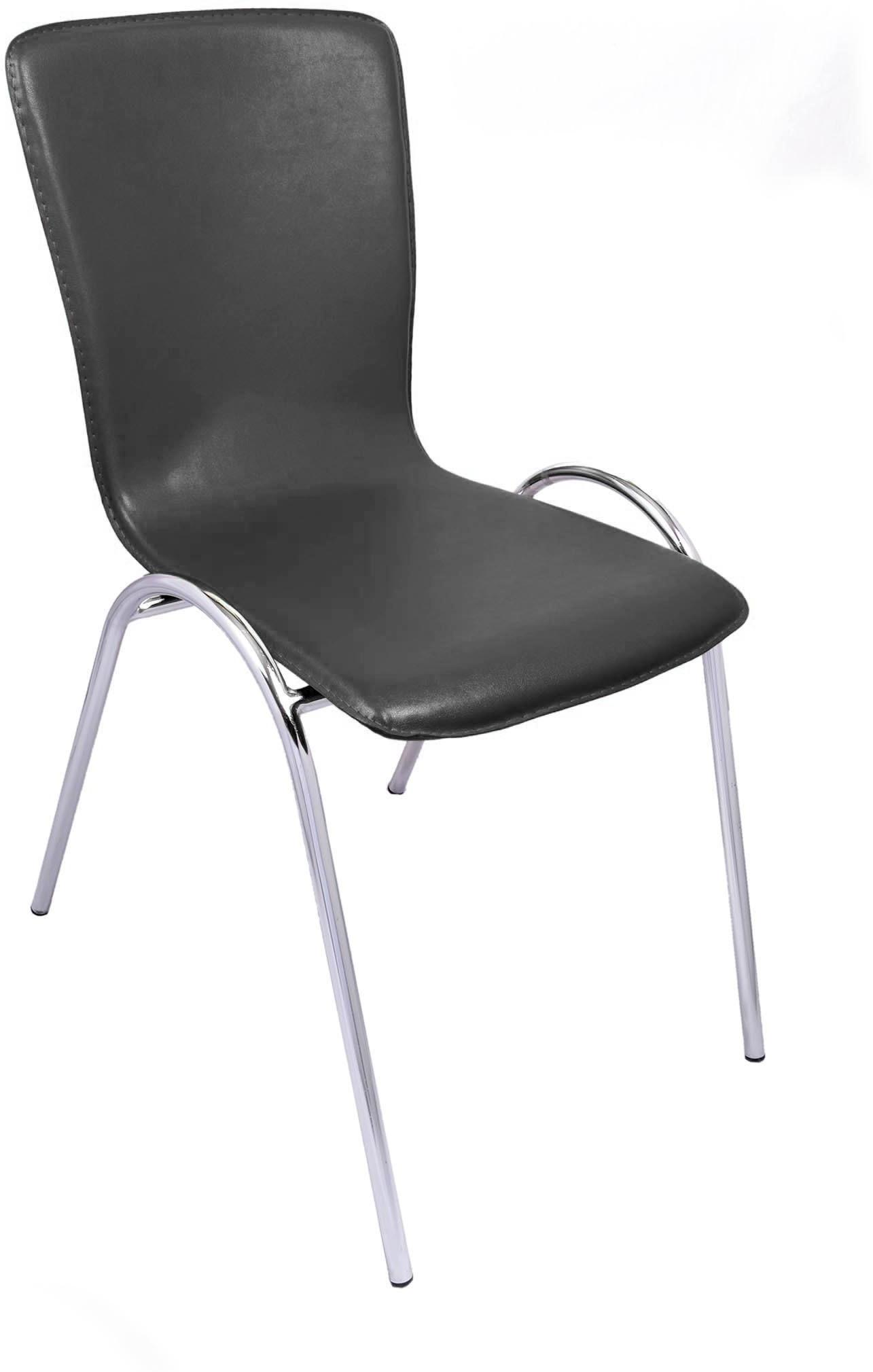 View Darla Interiors Leatherette Office Chair(Black) Furniture (Darla Interiors)