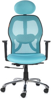 Bluebell Kruz I Plastic Office Chair