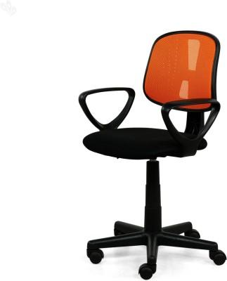 Royal Oak Amber Fabric Office Chair