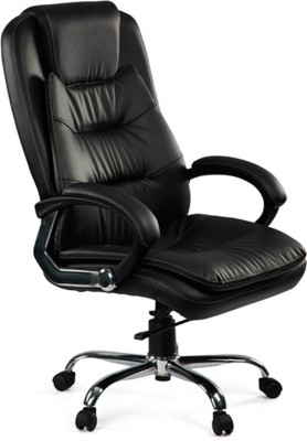 Debono DIR 6701V BLL Leatherette Office Chair