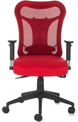 Bluebell Kruz Mid Back Plastic Office Chair