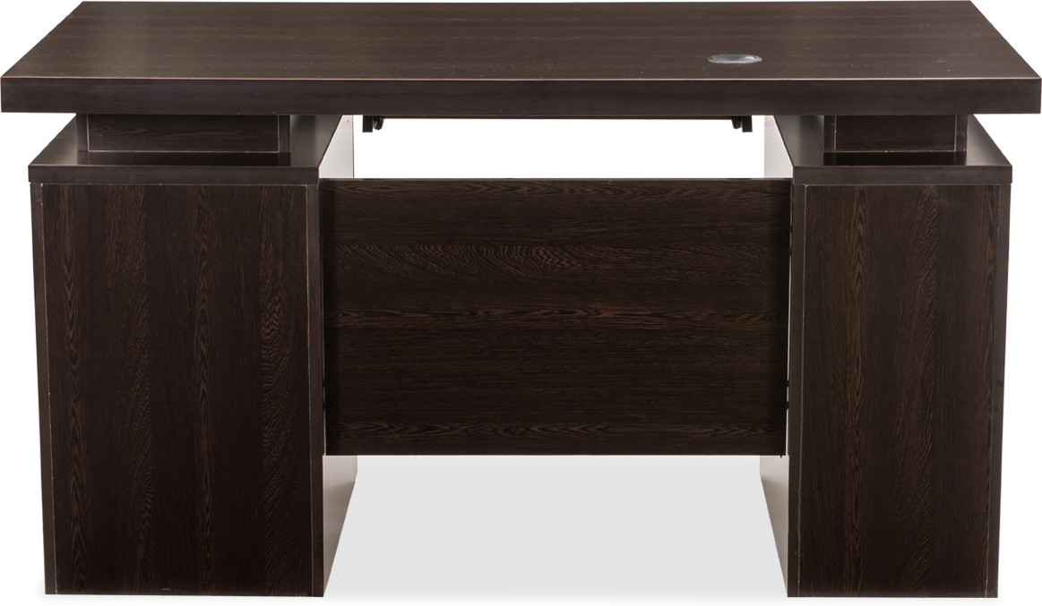 Durian DWS/34757 Engineered Wood Office Table
