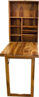 Woodpecker Capetown Hanging Solid Wood Office Table