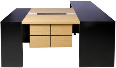Stellar Engineered Wood Office Table