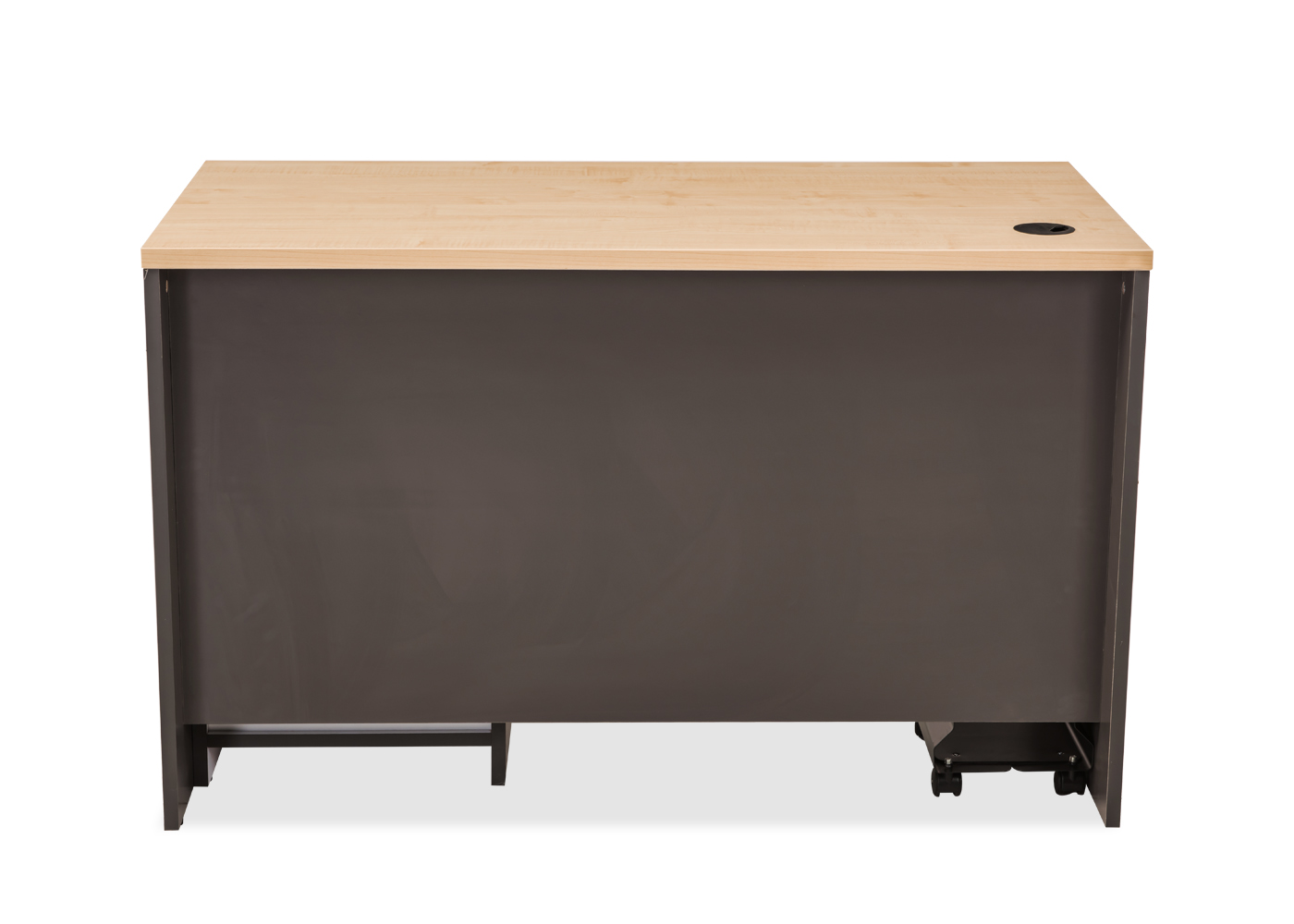 Durian DWS/34722 Engineered Wood Office Table
