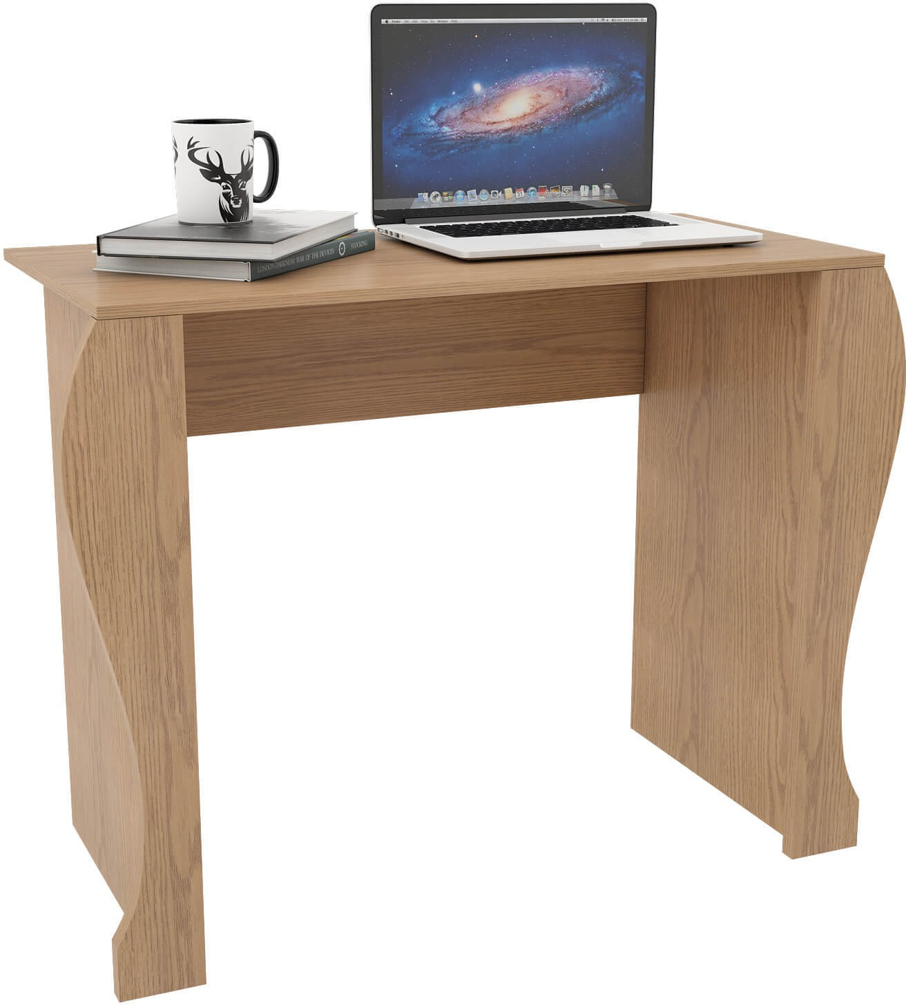 Housefull Engineered Wood Study Table
