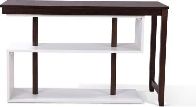 Urban Ladder Tolstoy Engineered Wood Study Table(Free Standing, Finish Color - Dark Walnut)