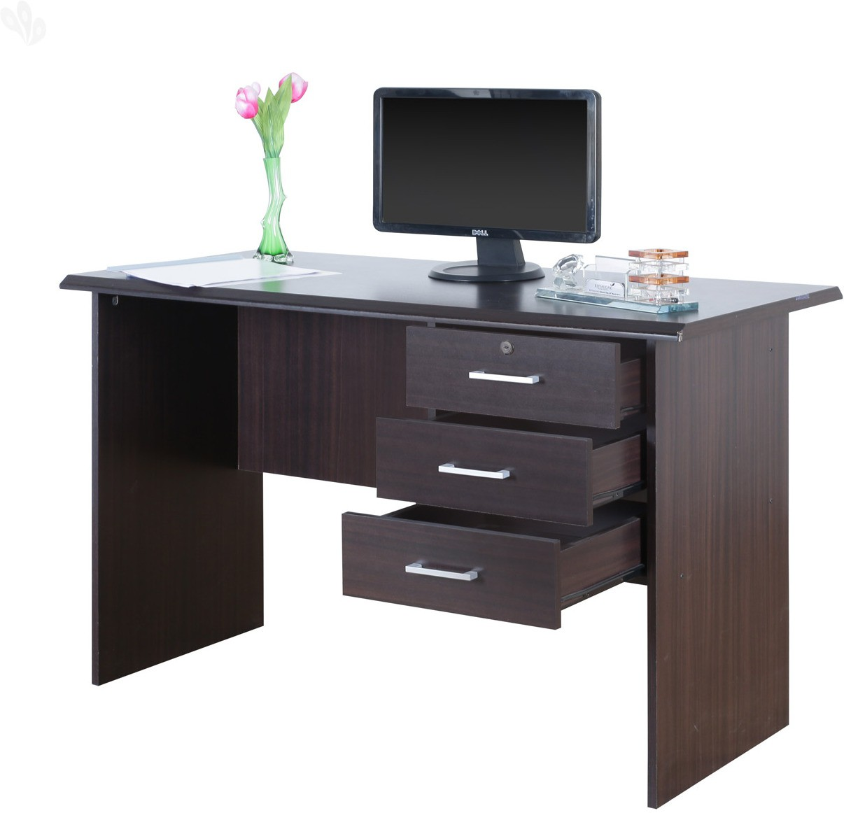 Royal Oak Bell Engineered Wood Office Table