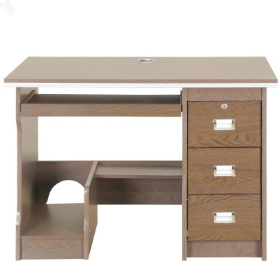 Royal Oak Acacia Engineered Wood Office Table