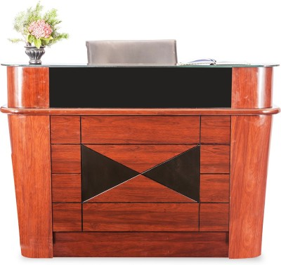 Durian Engineered Wood Office Table