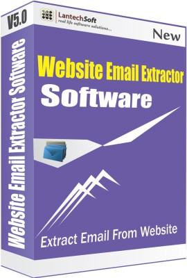 LantechSoft Website Email Extractor Software