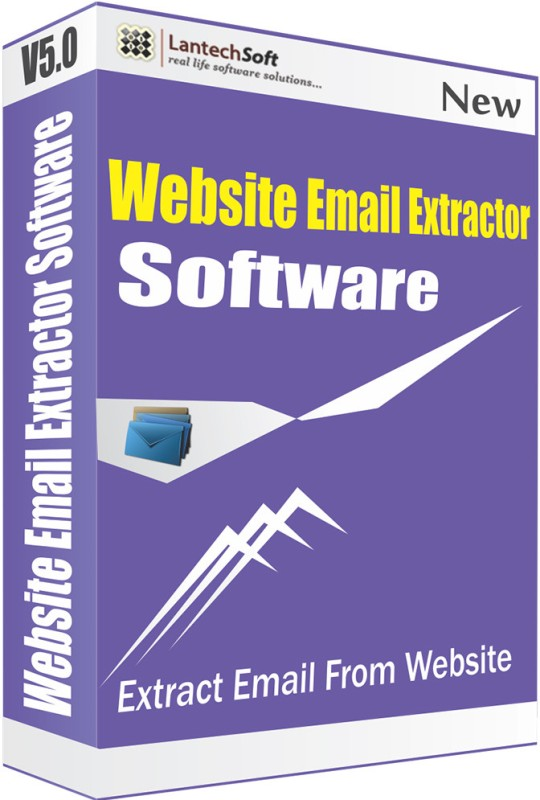 LantechSoft Website Email Extractor Software(1 Year)