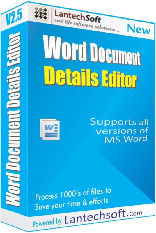 LantechSoft Word Document Details Editor(1)