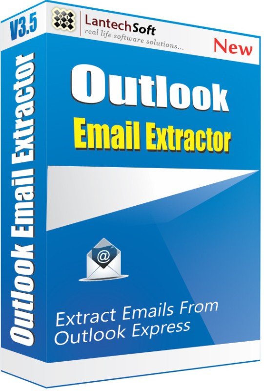 Lantech Soft Outlook Email Extractor(1 Year)