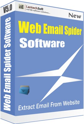 LantechSoft Web Email Spider Software