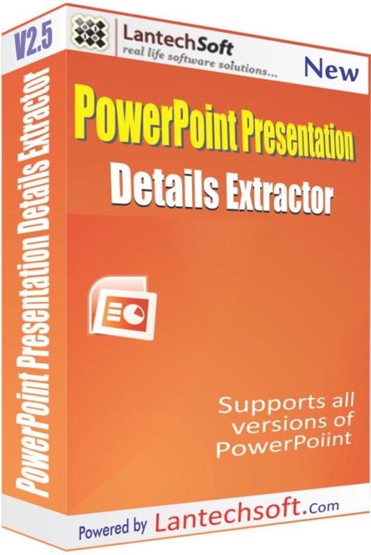 LantechSoft PowerPoint Presentation Details Extractor(1)