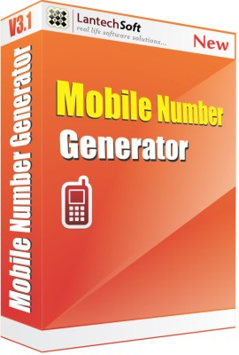 Lantech Soft Mobile Number Generator