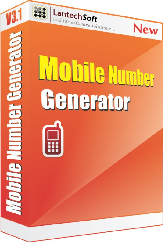 Lantech Soft Mobile Number Generator(1 Year)