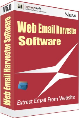LantechSoft Web Email Harvester Software