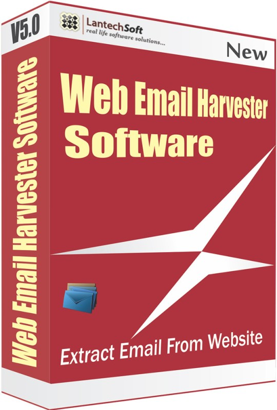 LantechSoft Web Email Harvester Software(1 Year)