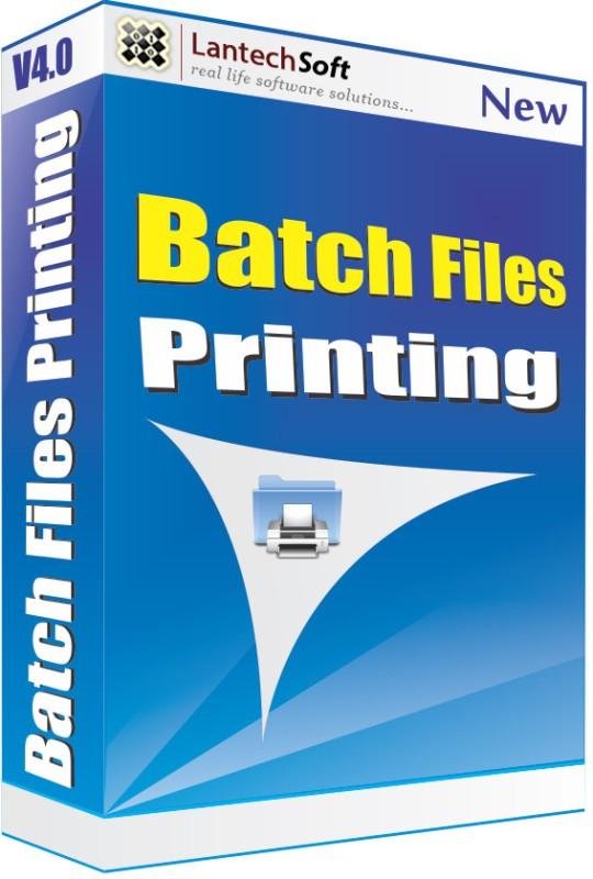 Lantech Soft Batch Files Printing(1 Year)