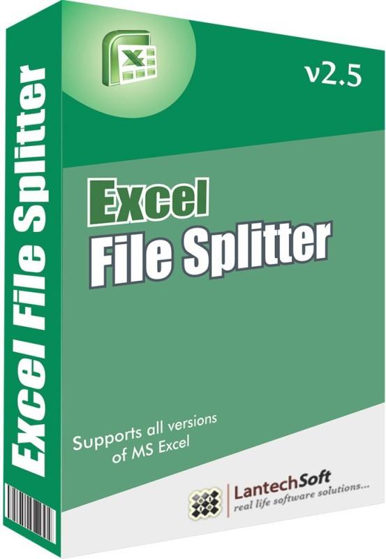 Lantechsoft Excel File Splitter(1)