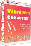 Lantech Soft Total Word Files Converter ...