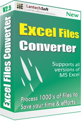 Lantech Soft Total Excel Files Converter