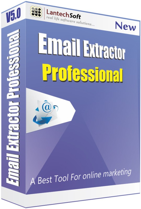 LantechSoft Web Email Extractor Professional(1 Year)