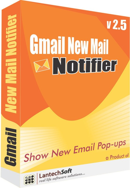 Lantechsoft Gmail New Mail Notifier(1)