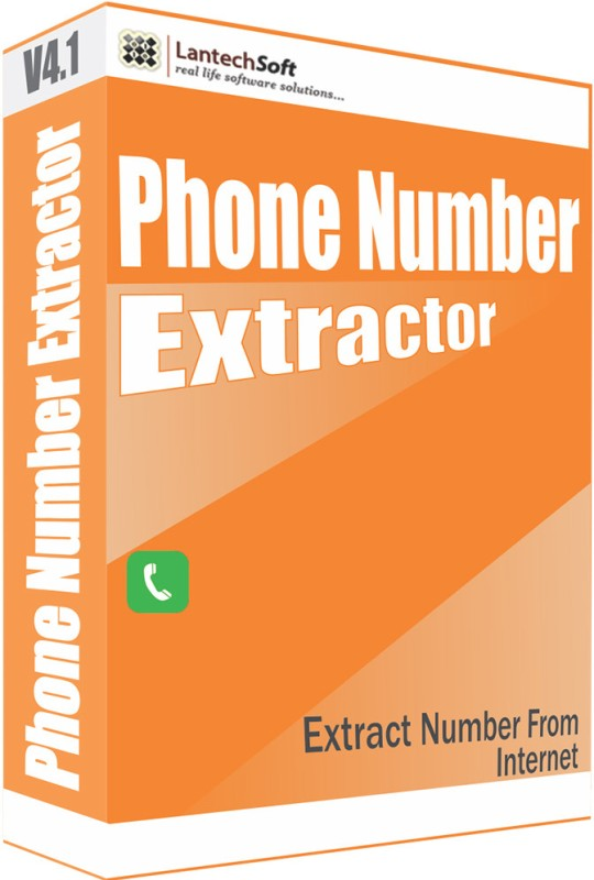 LantechSoft Phone Number Extractor(1 Year)