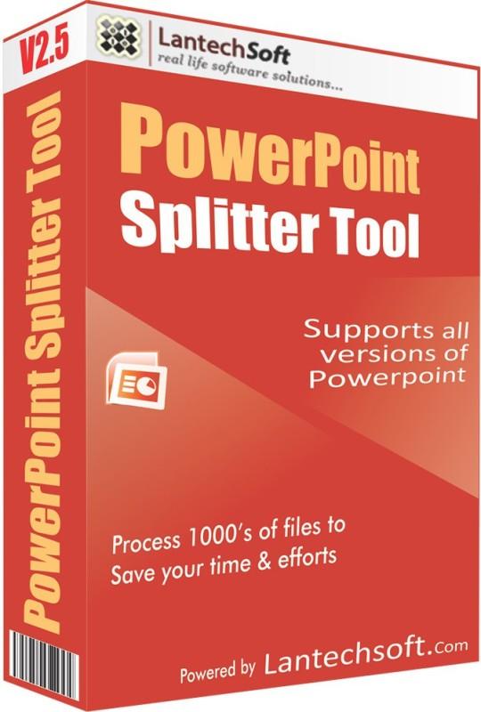 Lantechsoft Powerpoint Splitter Tool(1)