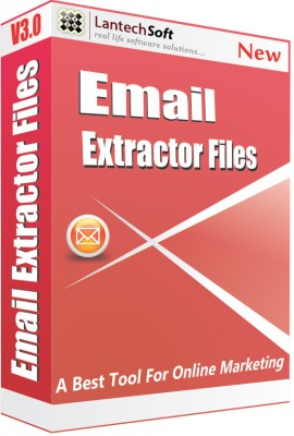 Lantech Soft Email Extractor Files