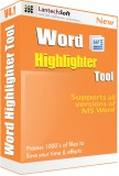 Lantech Soft Word Highlighter Tool (1 Ye...