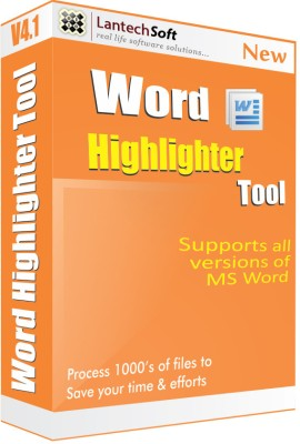 Lantech Soft Word Highlighter Tool