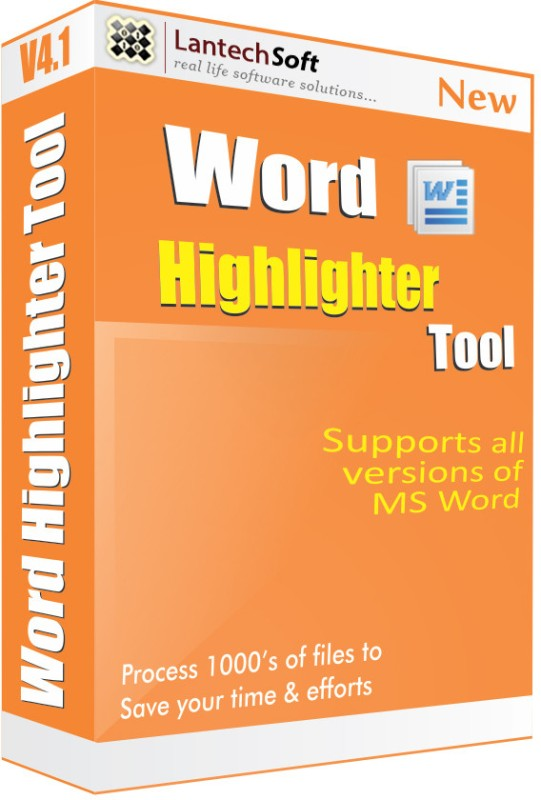 Lantech Soft Word Highlighter Tool(1 Year)