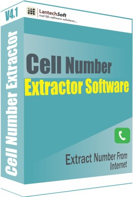 LantechSoft Cell Number Extractor Software