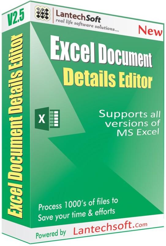 LantechSoft Excel Document Details Editor(1)