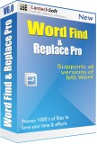Lantech Soft Advance Word Find & Replace...