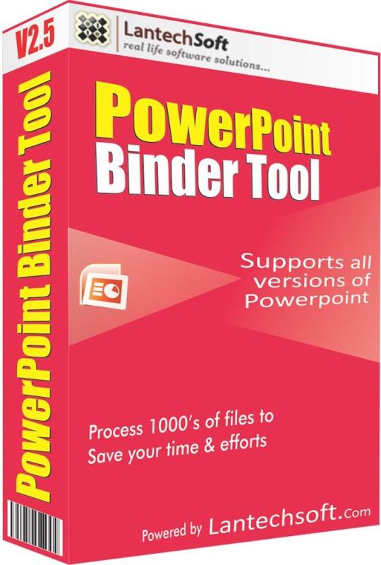 Lantechsoft PowerPoint Binder Tool(1)
