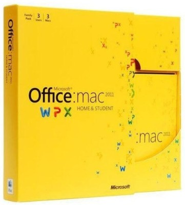 Microsoft Office Home and Student 2011