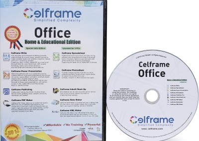 Celframe Office Home and Educational Edition (1 User)