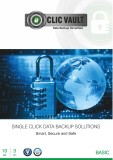 ClicVault Online Data Backup (Basic - 10...