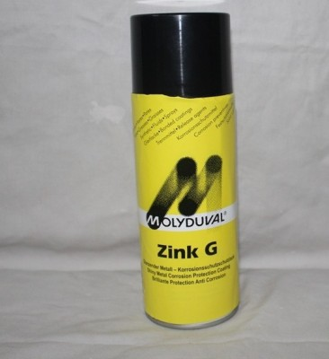 MOLYDUVAL ZINK G SPRAY Manual Sprayer(0.400 L Pack of 1)
